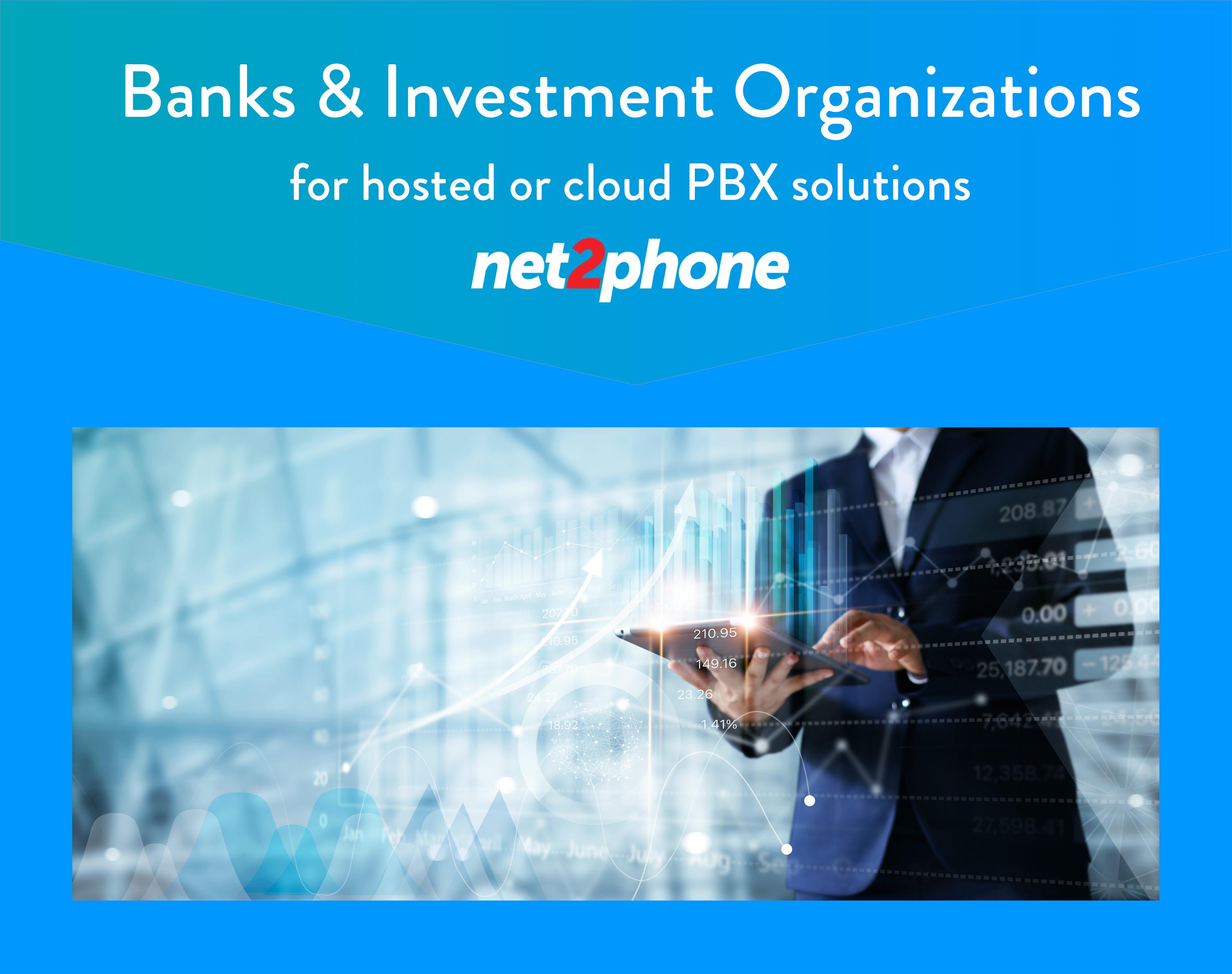 fintech business communication- hosted cloud pbx