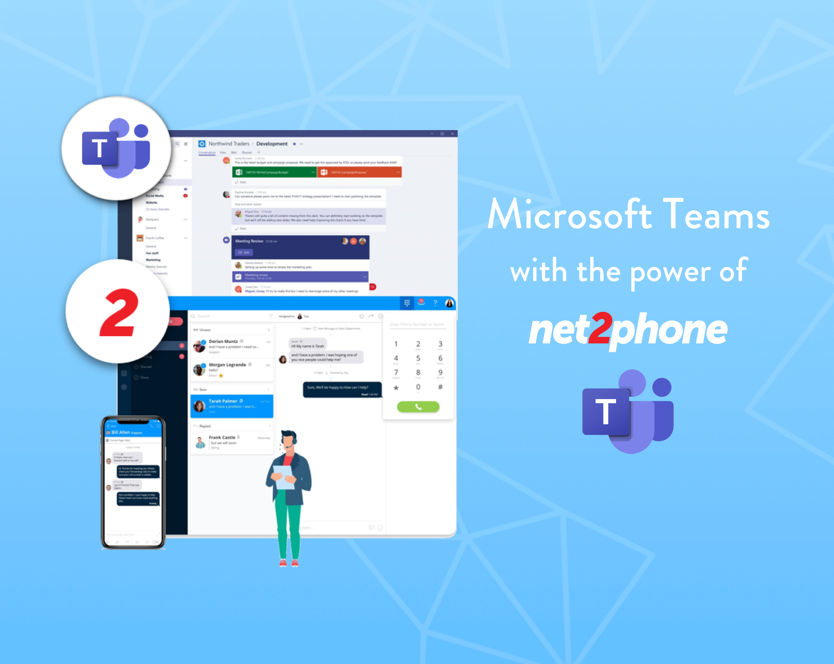 microsoft teams for MSPs