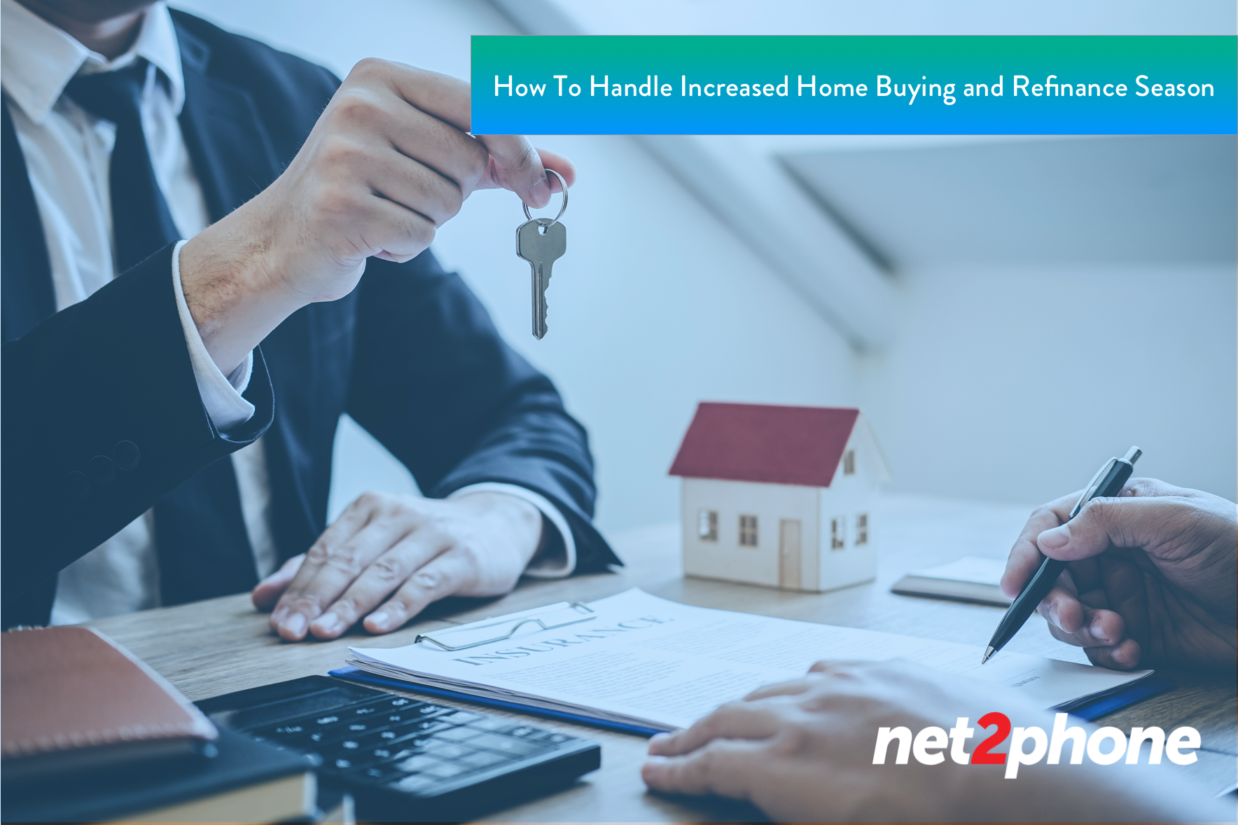 cloud pbx for mortgage industry