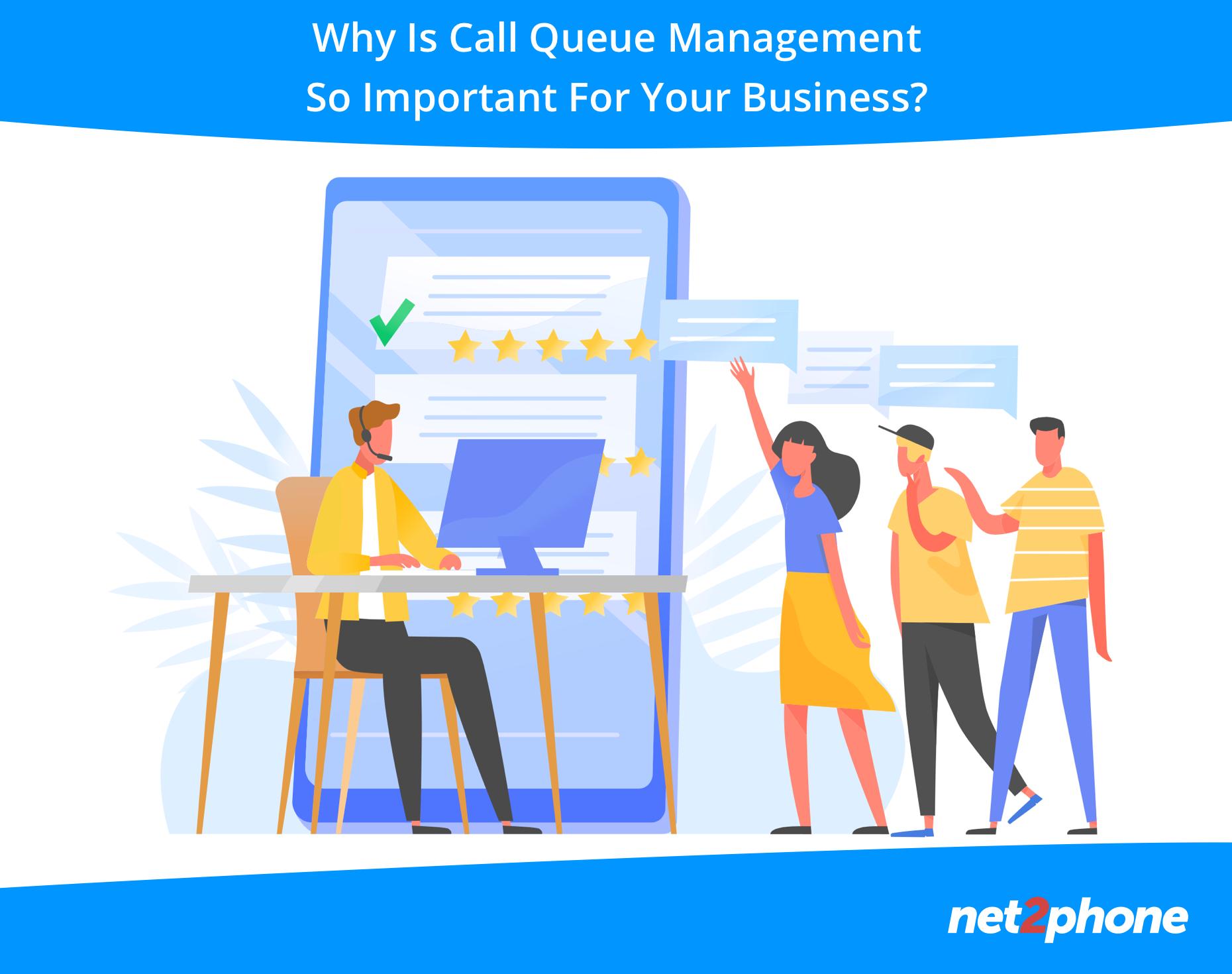 net2phone call queues