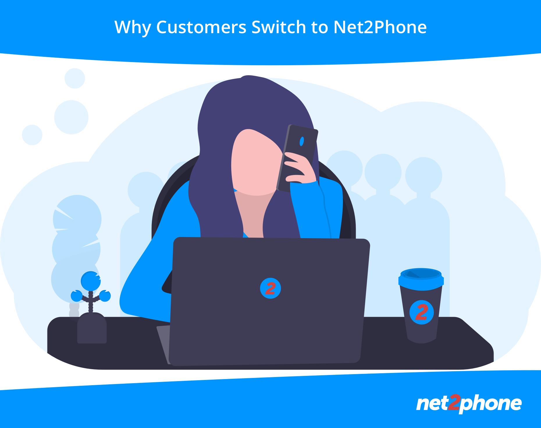 net2phone vs comcast business phone systems