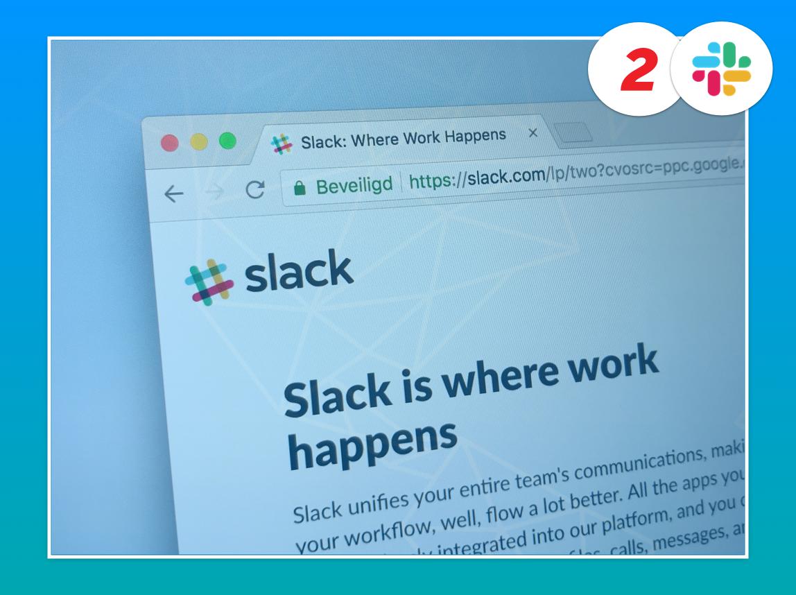 n2p Slack integration