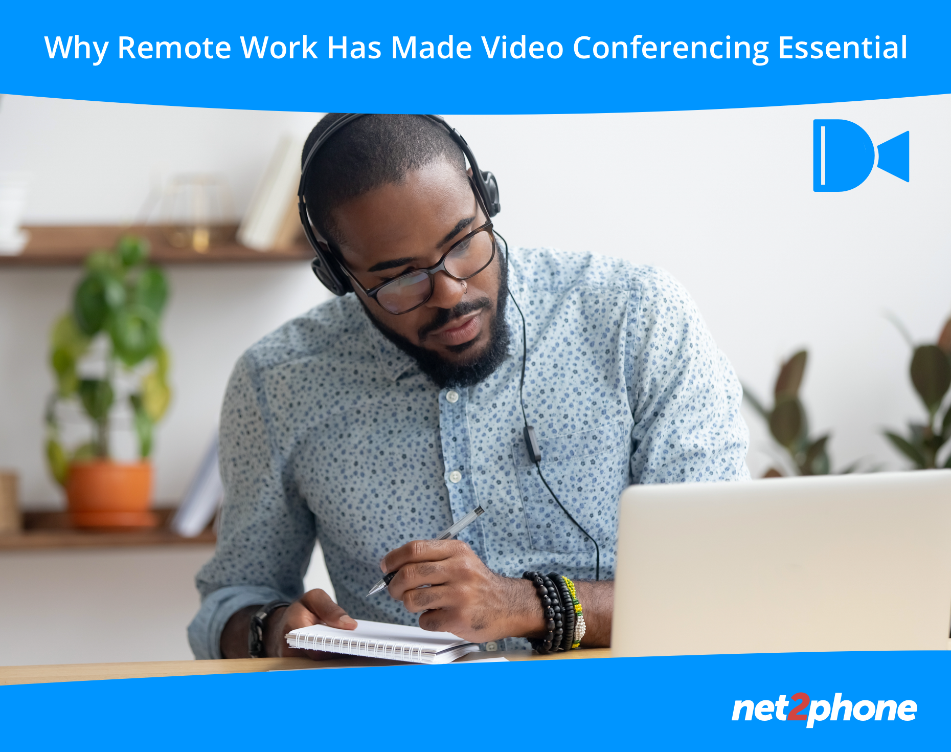 Video conferencing is essential